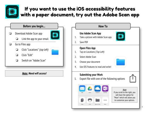 iOS for Reading & Writing (3)