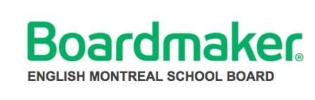logo, Boardmaker